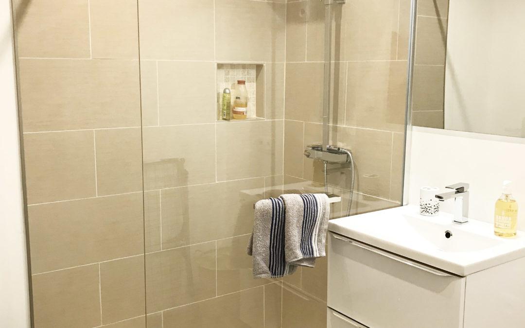 Rénovation de salle de bain à Montpellier