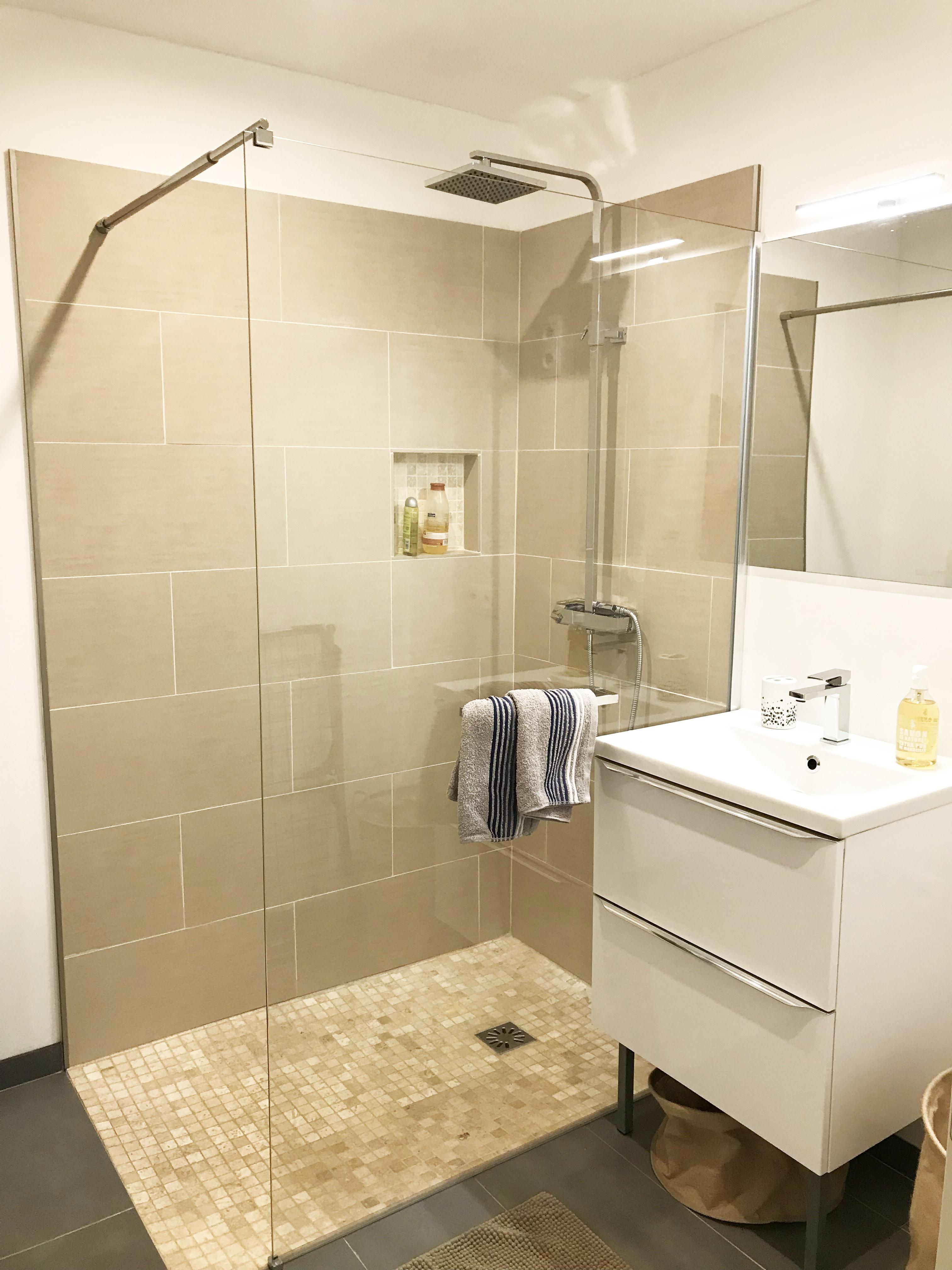 Entreprise de rénovation de salle de bain Montpellier - Pose douche ...
